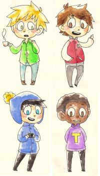 Craig and Those Guys by OutskirtsOfInsanity