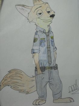 Lt. Nicholas P. Wilde or the purfection ^^