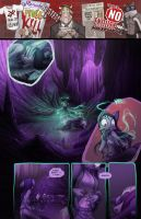 Dreamkeepers Saga page 371 by Dreamkeepers