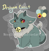 Dragon Goat Adopt Auction -=CLOSED=- by NovaStar134