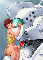 Noa and Alphonse by Flick-the-Thief