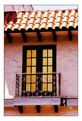 The Gilded Window by TeaPhotography