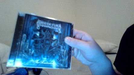 New CD added to my collection! by Jonathan-Lerner-13