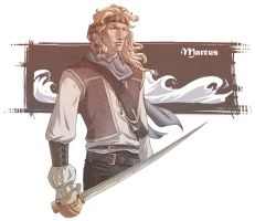 Marcus by Hito76