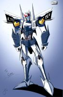 Circle of Light style Prowl by dcjosh
