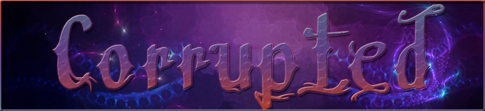 Corrupted Guild Banner by Kaylee99