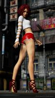 Digital Beauty Series - Street Girl (August2015) by Digital-Beauty-Serie