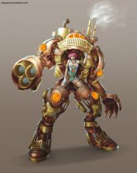 Steampunk design 2 by clayscence