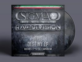 Sigma RAw Division by CrisTDesign