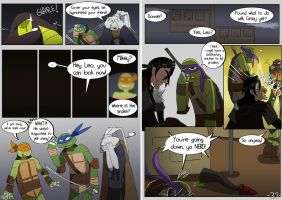 TMNT WM: Pages 31-32 by Samantai