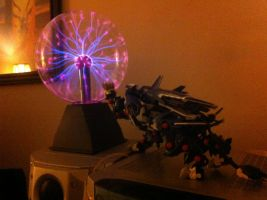 jager plasma ball by VigBrastle
