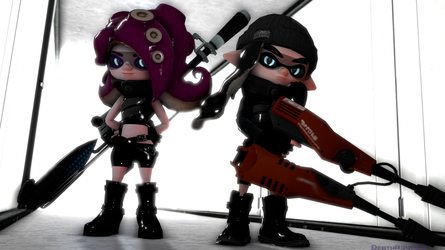 Rogue Agents by DeathR34PER
