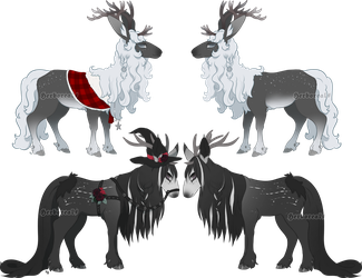 Christmassy Customs by Herboreal