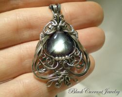 Inner Flame by blackcurrantjewelry