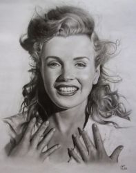 Norma Jean by nobodysghost