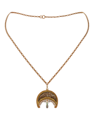 Sun Key Necklace by ED-resources