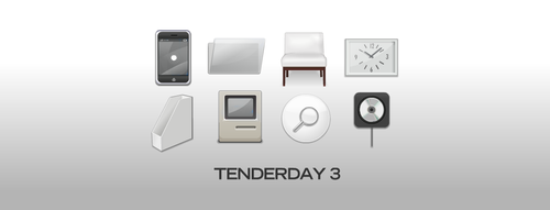 Tender Day 3 Meets MUJI by dpzo
