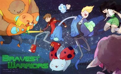 Bravest Warriors by FLAFLY