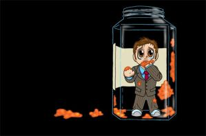 Whooligans: Marmalade Jars by JesIdres