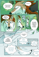 Comic page practice by Kipine