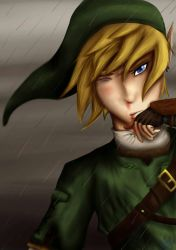 Our Hero Link by l3lue-Kat