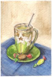 My cup of tea. by stelle