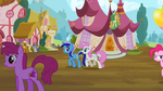 Twinkleshine and Minuette S2E20 by Tardifice