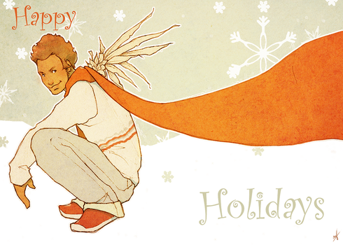 Holiday Card by LMJWorks