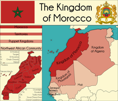 Kingdom of Morocco by IntrepidTee