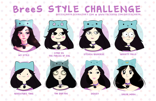 Style Challenge by breesciarpa
