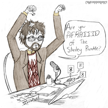 The Stanley Parable: Delaying the demo by CameoAppearance