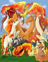 Fire Pokemon
