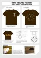 Howies T-shirt design final 3 by devillo