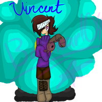 Vincent by Bonnieart04