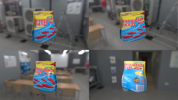 Swedish Fish Game Prop by kasigawa