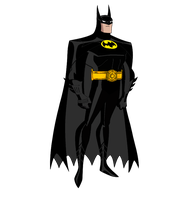 JLU Batman (1989) by Alexbadass