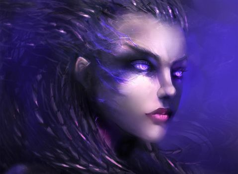 Kerrigan05 by Fanelia-Art