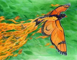 Monarch Phoenix by dhstein