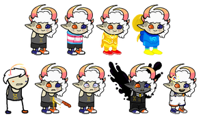 oh shit is that another sprite sheet by artisticallySufferin