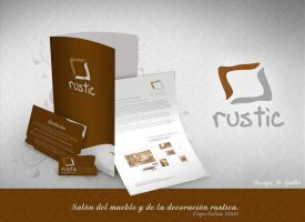 corporate rustic by MAJAERO