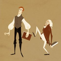 Jonathan Strange + Mr. Norrell by readtoher