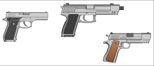 Pimp my gun weapons 2: electric boogaloo by Backtothefryingpan