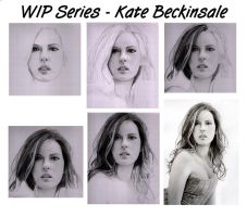 WIP Series - Kate Beckinsale by KLSADAKO