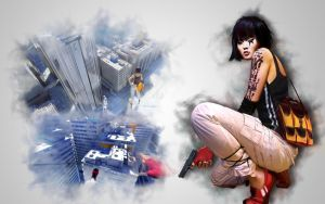 Mirror's Edge by pr1mus