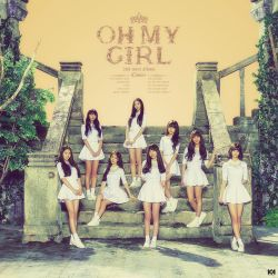 Oh My Girl - The 2nd Mini Album : Closer by DiYeah9Tee4