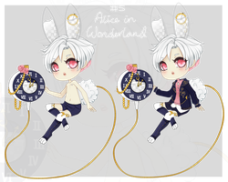 [CLOSED] Driftling - Alice In Wonderland Theme #5 by x-Cute-Kitty-x