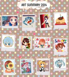 Art Summary 2014 by rizqisnaa097