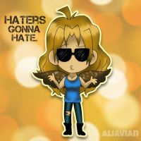 MR: Haters Gonna Hate by AliAvian