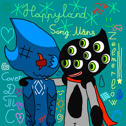 Happyland - My Cover by DankakaTheCat