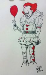 Pennywise by Vanesa07
